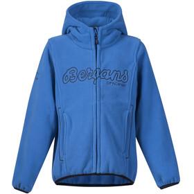 Bergans Bryggen Jacket Kids Athens Blue/Navy